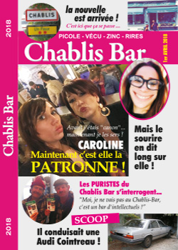 CHABLIS BAR