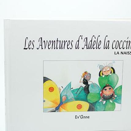 Livre pour enfants,<br /> couverture rigide